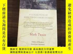 二手書博民逛書店A罕見Collection of Mark Twains Short storiesY270271 Mark