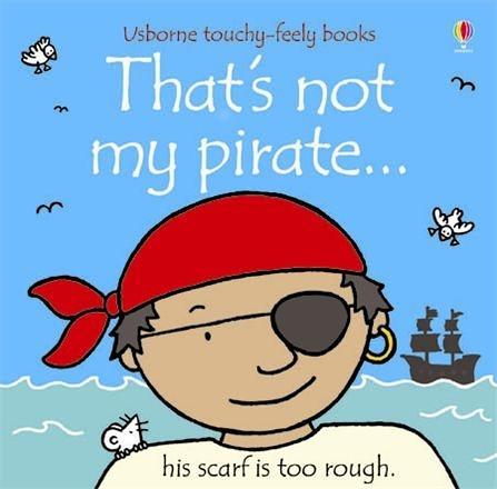 That's Not My Pirate 那不是我的小海盜觸摸書