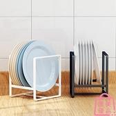 廚房櫥柜碗碟架瀝水架餐具收納整理置物架置碗架【匯美優品】