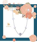 特價 / 925純銀「時尚天然變形珍珠」套鍊 / 銀飾珠寶情人禮物