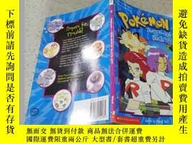 二手書博民逛書店pokemon罕見: team rocket blasts off口袋妖怪:火箭隊升空Y200392