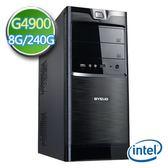 技嘉B360平台【野獸殺手】G系列雙核 SSD 240G效能電腦