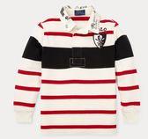 美國代購 Polo Ralph Lauren 長袖POLO衫 小童 (2T~7) ㊣