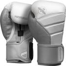 『VENUM旗艦館』8oz 隼HAYABUSA精品拳擊手套~UFC冠軍代言拳套~頂級 白灰色泰拳自由搏擊 GSP款式