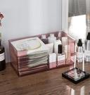 透明化妝品收納盒置物架