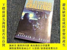 二手書博民逛書店Electoral罕見ChallengeY176068 Crai
