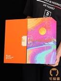 月餅盒包裝盒高檔中秋雙層12粒空盒子空禮盒定制【宅貓醬】