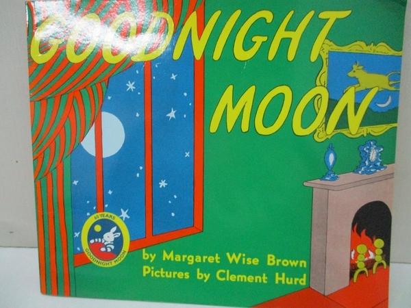 【書寶二手書T1/繪本_D62】Goodnight Moon_Brown, Margaret Wise/ Hurd, Clement (ILT)