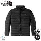 【The North Face 男 700FP 防潑水輕羽絨保暖外套《黑》】4NG4/保暖外套/夾克/休閒外套