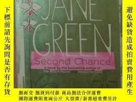 二手書博民逛書店英文原版罕見Second Chance by Jane Green 著Y278082 Jane Green