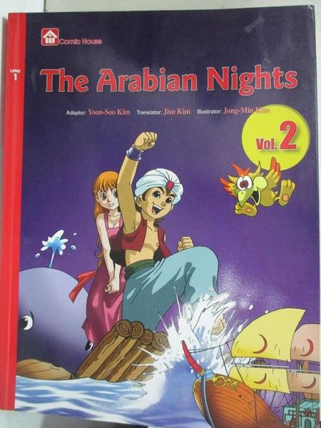 【書寶二手書T1/少年童書_JQ4】The Arabian nights_adapted by Yoon-Soo Kim