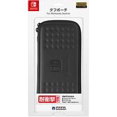 [哈GAME族]免運費 可刷卡 HORI 任天堂 Nintendo Switch 耐衝擊硬殼包 收納包 黑色 NSW-038