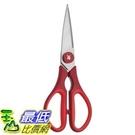 [美國直購] B00R4HVHCC德國 WMF Handled Scissors 8.25-Inch red不鏽鋼 剪刀_A11