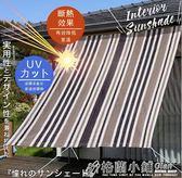 陽臺窗戶遮陽網防曬網加密加厚6針遮陰隔熱網陽光房遮光窗簾 格蘭小舖