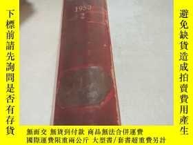 二手書博民逛書店THE罕見ENGINEERING INDEX.1950.2(工程