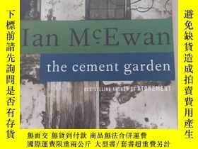 二手書博民逛書店The罕見Cement GardenY248762 Ian Mc