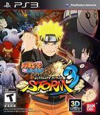 PS3 Naruto Shippuden: Ultimate Ninja Storm 3 火影忍者 疾風傳:終極風暴 3(美版代購)