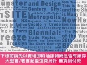 二手書博民逛書店Show罕見Time: The Most Influential Exhibitions of Contempor