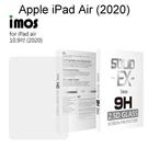 【iMOS】2.5D滿版9H強化玻璃保護貼 Apple iPad Air (2020) 10.9吋 平板