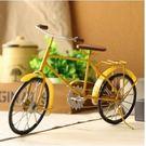 家居復古自行車鐵皮模型鐵藝品擺件Eb14516『東京衣社』