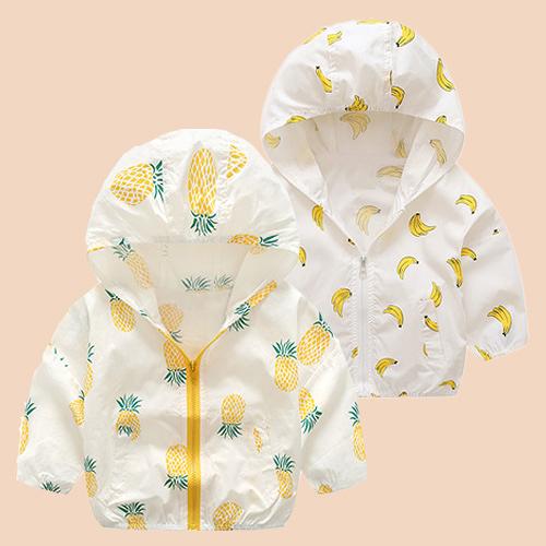 兒童防曬衣女童輕薄透氣空調服夏季嬰兒皮膚衣男童外套寶寶防曬服