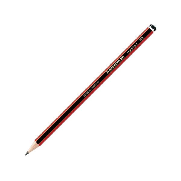 施德樓 MS110 紅武士經典繪圖鉛筆