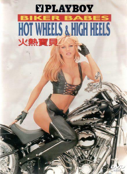 火熱寶貝 DVD PLAYBOY限制級刺激終極夢想高速駕駛百萬重型機車主持冠軍加州海灘 (音樂影片購)