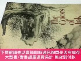 二手書博民逛書店英文)クリーヴランド美術館罕見中國繪畫と中國陶器 Colours of Ink: Chinese Painti