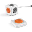 【索樂生活】荷蘭PowerCube延長線1.5m遙控擴充插座4面3孔