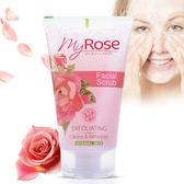 即期品保加利亞My rose大馬士革玫瑰臉部去角質凝膠150ml-效期2019/11