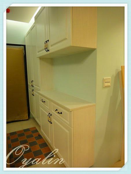 【歐雅 系統家具 】玄關櫃