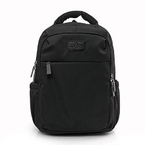 Backbager 背包族【美國 AIRWALK】睛艷彩耀系列大容量背包 後背包 黑色
