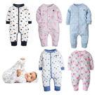 長袖兔裝  雙層棉寶寶連身衣 嬰兒童裝 LZ25232 好娃娃