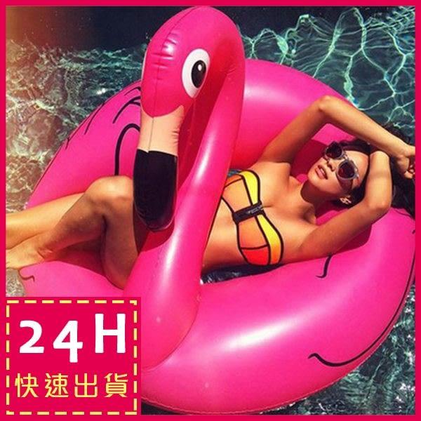 現貨★梨卡 - 絕美天鵝烈火鳥浮圈 - 歐美暢銷另售獨角獸白天鵝黑天鵝彩虹馬浮板M074