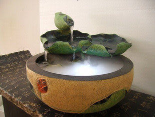 匠心坊品質噴泉流水擺飾