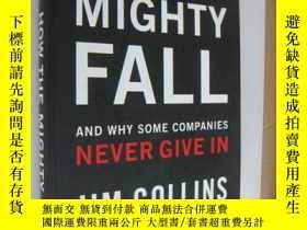 二手書博民逛書店How罕見the mighty fall and why som
