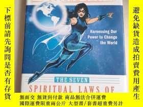 二手書博民逛書店The罕見Seven Spiritual Laws of Sup