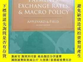 二手書博民逛書店payments罕見exchange rates & macro