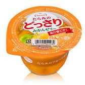 日本Tarami 柑橘鮮果肉果凍230g/個【愛買】