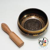 藏式頌缽(12公分) 【 十方佛教文物】