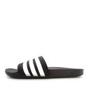 Adidas Adilette Comfort [AP9971] 男女 涼鞋 拖鞋 運動 休閒 時尚 經典 黑白 愛迪達
