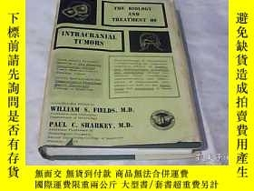 二手書博民逛書店THE罕見BIOLOGY ANO TREATMENT OF IN