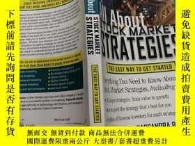 二手書博民逛書店ALL罕見About STOCK MARKET STRATEGI