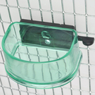 QLC-3 老鼠免子鳥用餵食碗 小動物水盆 小動物餵食器 小鳥飼料碗 專利快鎖  美國寵物第一品牌LIXIT®