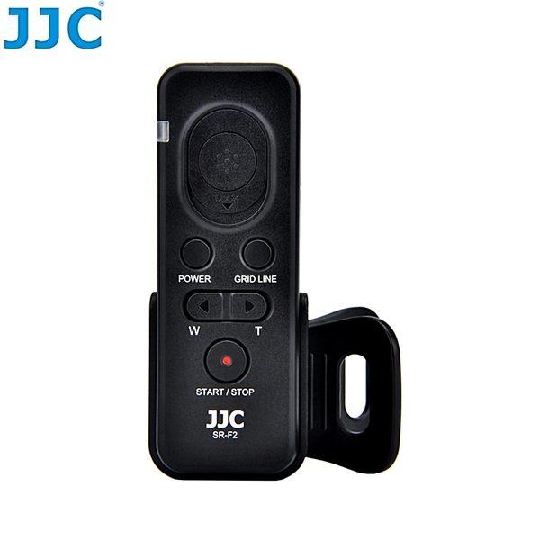我愛買#JJC副廠Sony快門線遙控器SR-F2相容RM-VPR1快門線適索尼a68錄影a77 ii a99索尼A7 R S變焦2