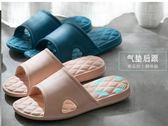 拖鞋女夏室內情侶軟底家居家用靜音涼拖【好康嚴選五折柜惠】