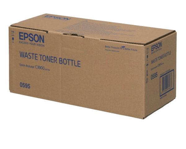 S050595 EPSON 原廠碳粉回收盒 適用 AL-C3900/CX37NDF/C300N/DN