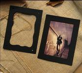 封面相框  裝飾粘貼相冊本創意組合相片墻拼圖照片卡紙質DIY相框【店慶一周八九折下殺】