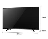 《Panasonic國際牌》台灣製 4K 55吋 LCD 智慧聯網液晶電視 TH-55GX600W*(不含安裝)