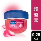 凡士林玫瑰瓶裝護脣膏0.25oz【愛買】